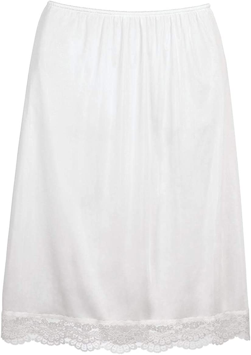 Easy Comforts StyleTM Lace Trimmed Half Slip