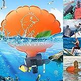 AMhomely® 2019 Airbag/Rettungsring/Armband gegen Ertrinken - Armband-Rettungsschwimmer Selbsthilfe-Airbag Verhindert das Ertrinken/Schwimmzubehör, das Wesentliche für das Meer