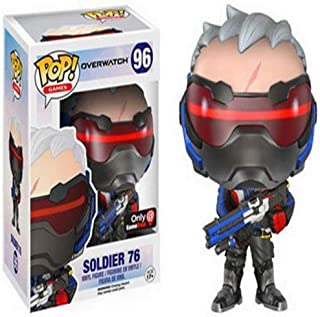 Fashion Personality Overwatch SOLDIER:76 action Figure Toy