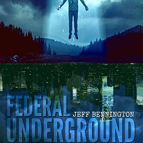 Federal Underground audiobook cover art