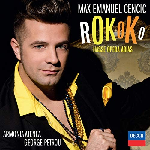 Max Cencic, Armonia Atenea & George Petrou