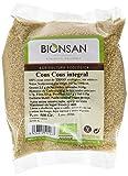 Bionsan Cous Cous Integral Ecológico - 6 Bolsas de 500 gr - Total: 3000 gr...