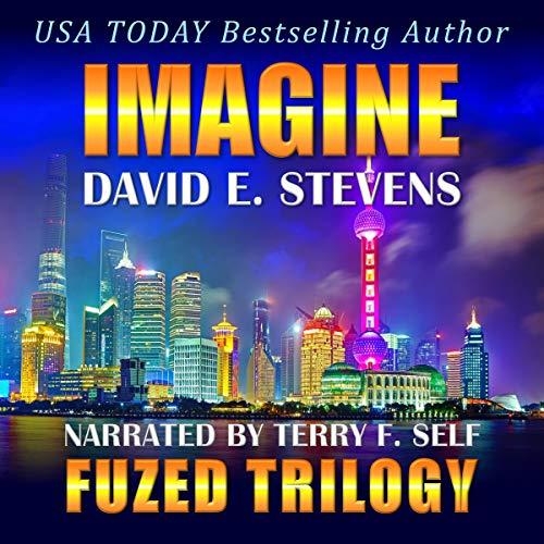 Imagine audiobook cover art