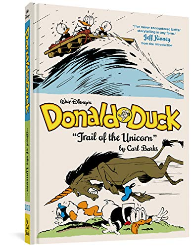 """Image of Walt Disney's Donald Duck """"Trail of the Unicorn"""": The Complete Carl Barks Disney Library Vol. 8 (The Complete Carl Barks Disney Library, 8)"""