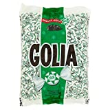 Golia Caramelle Gommose Farfallina, Gusto Liquirizia, Caramella Impacchettata Singolarment...