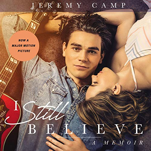 I Still Believe audiobook cover art