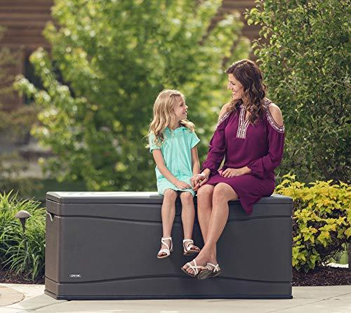 Lifetime 130-Gallon Deck Box Review