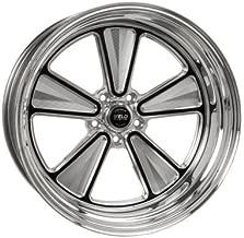 75MB7047W29A - Weld Street & Strip RT-S S75B 75MB7047W29A Black Finish Wheel - 17 in. Wheel Diameter X 4.7 in. Wheel Width, 5 x 4.53 Bolt Pattern Bolt Pattern