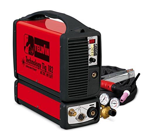 Telwin TE-852030 - TECHNOLOGY TIG 182 AC/DC-HF/LIFT 230V+AC