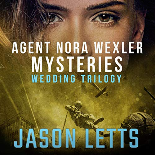Agent Nora Wexler Mysteries Wedding Trilogy cover art