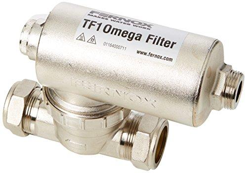Omega 62251TF1Fernox Filter, 28mm–silber