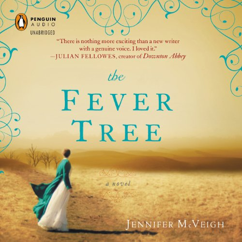 The Fever Tree audiobook cover art