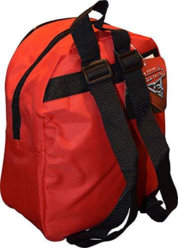 Disney Cars Red 10 inch Mini Backpack AO4011
