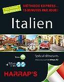 Harrap's Méthode Express Italien 2CD+livre