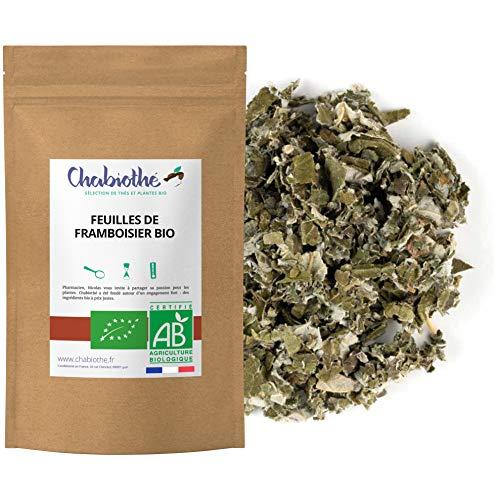 Te de Hojas de Frambuesa BIO 200g - organico bolsa biodegradable