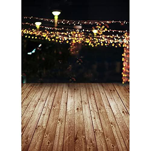 Fondo de fotografía de Vinilo Abstracto Bokeh Brillo Facula Light SpotPhoto Fondo de Estudio Photocalls Props A4 2,1x1,5 m
