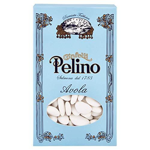 Confetti Pelino Sulmona dal 1783 Confetti Bianchi Mandorla di Avola - Confezione da 250 gr