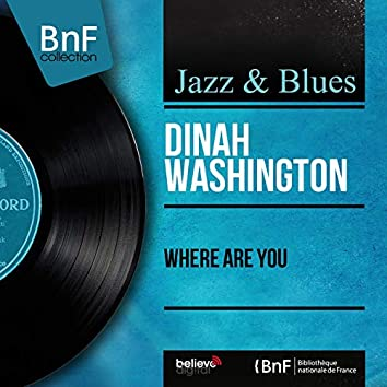 Where Are You (feat. Fred Norman et son orchestre) [Mono Version]