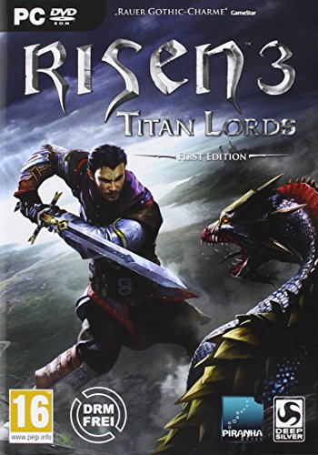 Risen 3: Titan Lords First Edition (PC) (PEGI)