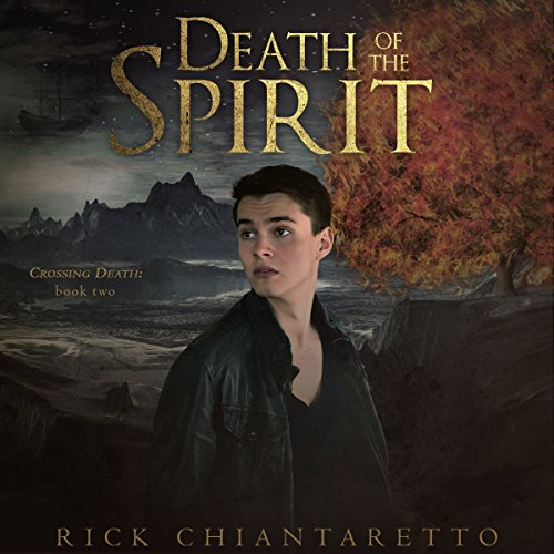 Death of the Spirit audiobook cover art