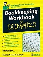 Bookkeeping Workbook For Dummies (For Dummies Series)