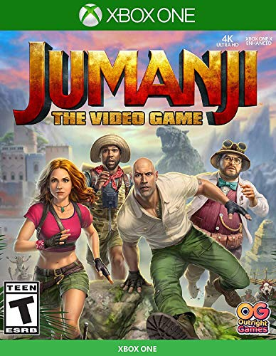 Jumanji: The Video Game  Xbox One