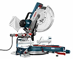 Bosch CM12SD DB Glide Miter Saw, 12-Inch Comparison