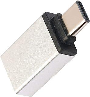 rongweiwang USB-C-typ C-kontakt till USB 3.0-adapter OTG Female OTG dataadapter omvandlare datorkontakt