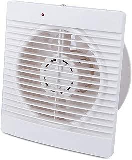 Ventilation Fan, Bathroom Toilet Exhaust Fan Mute with Check Valve