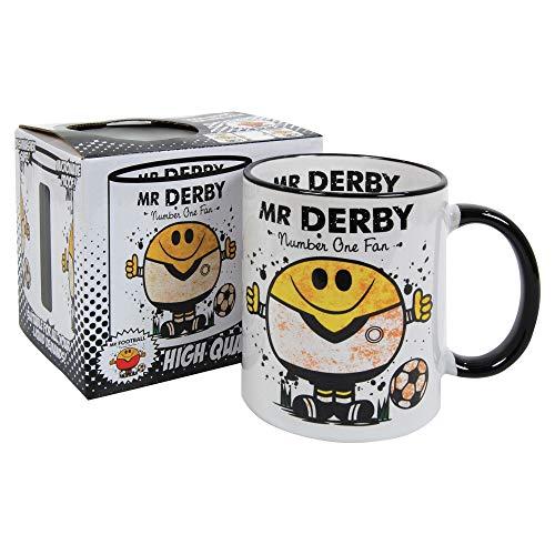 Derby mug - football fan gift present County
