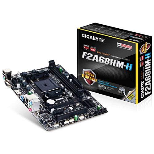 Gigabyte AMD FM2+ A68H SATA 6Gb/s USB...