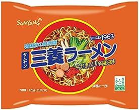 サムヤン(三養)三養ラーメン サムヤンラーメン 牛だしピリ辛醤油味(6個セット)