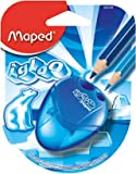 Maped 634756TA Helix USA I-Gloo Taille-crayons à 2 trous, couleur aléatoire