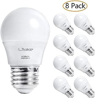 Best ceiling fan light bulb socket size Reviews