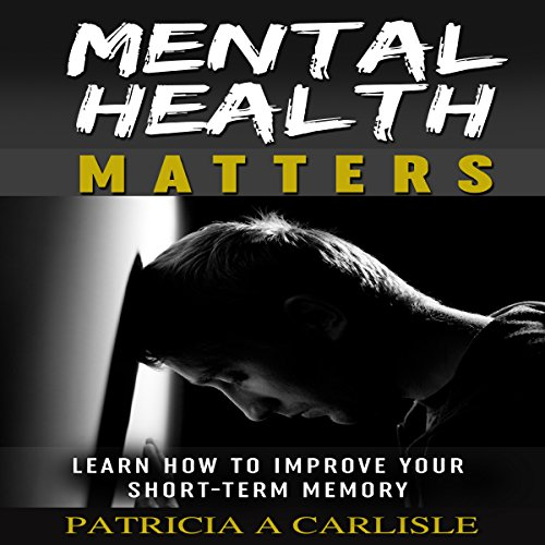 Mental Health Matters audiobook cover art