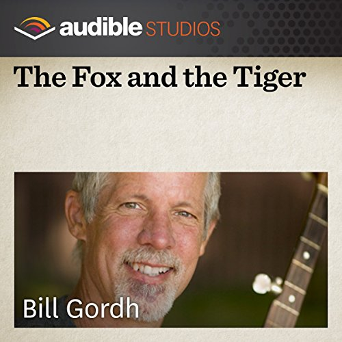 The Fox and the Tiger audiobook cover art