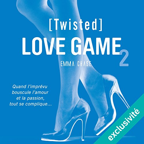 Twisted (Love Game 2) audiobook cover art