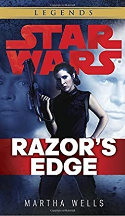Razors Edge: Star Wars Legends by Martha Wells(2014-10-28)