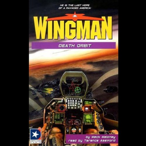 Wingman #13 audiobook cover art