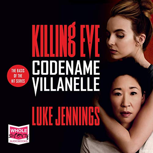 Couverture de Codename Villanelle