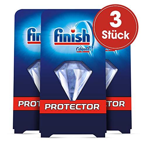 Finish Protector für Farb- und Glanzschutz – Für strahlende Gläser, Tassen, Teller, Töpfe und Pfannen – 3 x Finish Protector