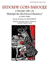 [(Rudolph Goes Baroque: Baroque Suite on
