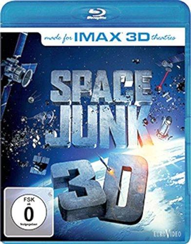 IMAX: Space Junk 3D [3D Blu-ray]