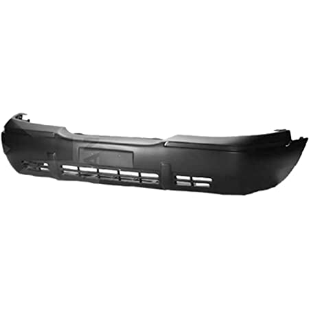 Partslink Number FO1100280 OE Replacement Mercury Grand Marquis Rear Bumper Cover