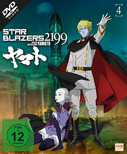 Star Blazers 2199 - Battleship Yamato, Vol. 4