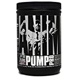 Animal Pump Pro Powder – Non Stimulant Preworkout – Pump & Cell volumization with Added Sea Salt for Electrolytes – 20 Servings - Strawberry Lemonade