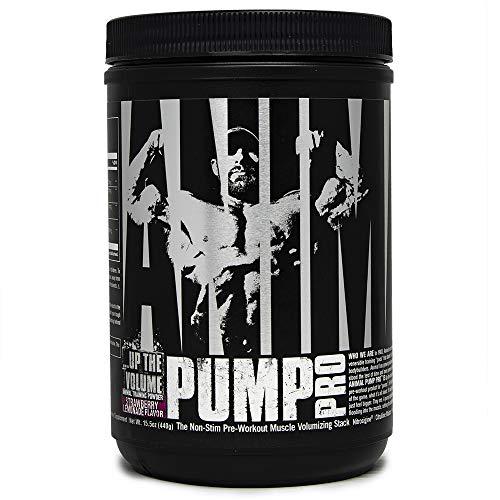 Animal Pump Pro Powder – Non Stimulant...