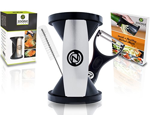 Zoodle Slicer Premium Vegetable Spiralizer