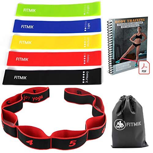 Elastique Fitness Musculation Sport Maison Materiel Bande De...