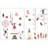 Stickers muraux décoratifs Timouki - Sauthon